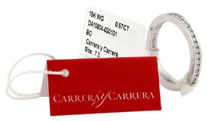 Carrera y Carrera CARRERA Y CARRERA 18K WHITE GOLD 0.57ct DIAMOND ETERNITY BAND