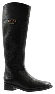 Tory Burch Riding Black Boots