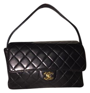 Chanel 2.55 Quilted Double Face Flap Woc Shoulder Bag
