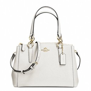 Coach Carryall Satchel Crossbody Shoulder Bag