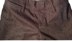 Banana Republic Trouser Pants brown tweed