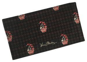 Vera Bradley Wristlet in Red, White, Black, Brown, Green