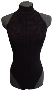 Wolford Sexy Classy Date Night Top Black
