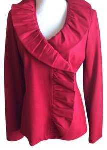 INC International Concepts RED Blazer