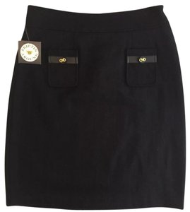 Skirtin Around Skirt Black