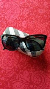 Burberry BURBERRY Sunglasses Made in Italy B 4139 3001/87 Polarized