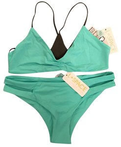 L*Space L*space wild one reversible top and Estella bottom