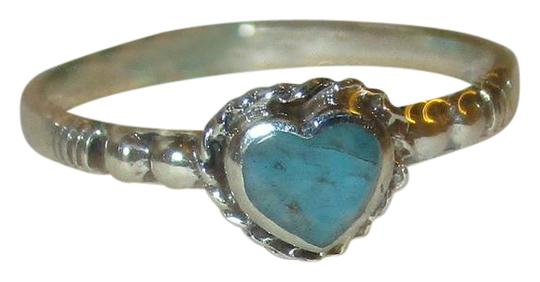 Preload https://img-static.tradesy.com/item/20780474/blue-925-sterling-silver-petite-heart-natural-turquoise-celtic-size-5-ring-0-1-540-540.jpg