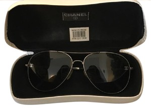 Chanel * Chanel Aviator Sunglasses 4189-T-Q