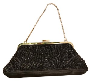 Bijoux Terner black Clutch