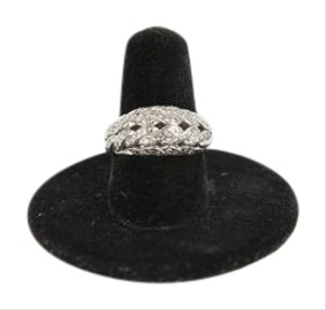 John Hardy John Hardy Diamond 925 Sterling Ring