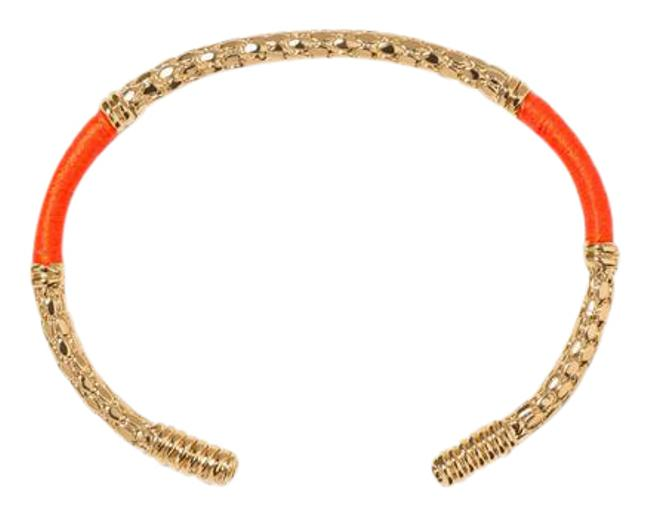 Item - Gold & Orange Soho Bracelet