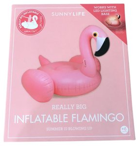 Sunnylife Sunnylife Flamingo Pool Float