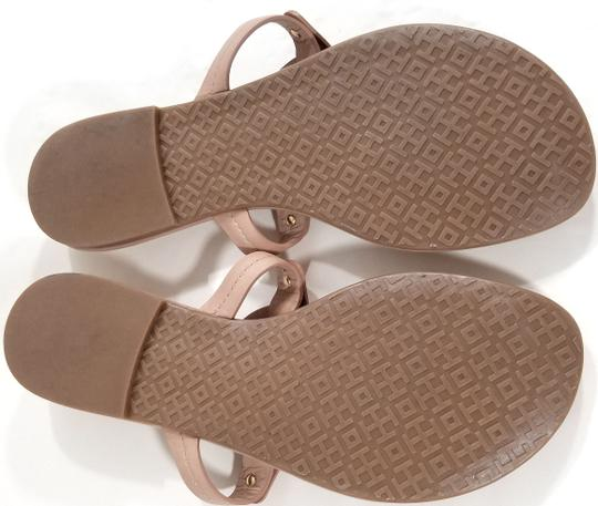Tory Burch Makeup Leather Miller Sandals Size Us 7 Regular M, B - Tradesy-5989