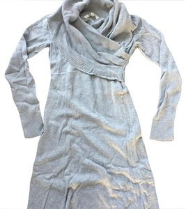 Athleta short dress Grey on Tradesy