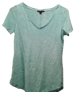 Banana Republic T Shirt turquoise
