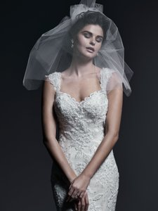Maggie Sottero Brecia Wedding Dress
