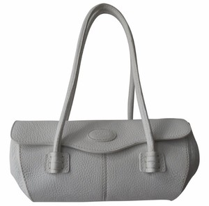Tod's Satchel in Classic White