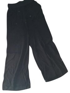 Joe Benbasset Flare Pants black
