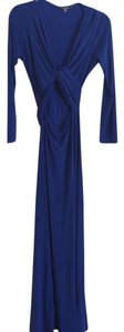 Royal Blue Maxi Dress by Gracia