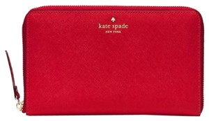 Kate Spade MIKAS POND EXTRA LARGE TRAVEL WALLET