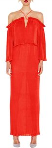 red Maxi Dress by alice McCALL Off The Maxi
