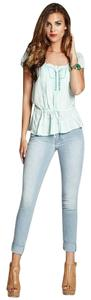 Guess Top Pale Green