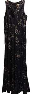 navy floral Maxi Dress by Rebecca Taylor