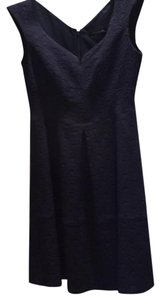 Nanette Lepore short dress navy on Tradesy