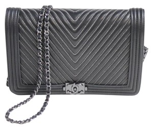 Chanel Woc Le Boy Cross Body Bag