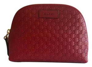 Gucci Gucci Red Cosmetic Bag 449893 BMJ1G 6420