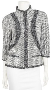 Chanel white & grey Jacket