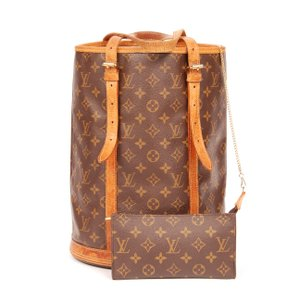Louis Vuitton Bucket Gm Bucket Laptop Canvas Tote in Monogram