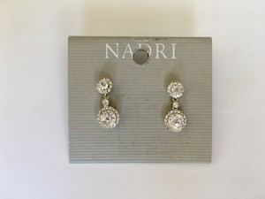 Nadri Nadri Frame Drop Earrings