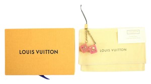 Louis Vuitton Monogram Bag Charm 84LVA21717