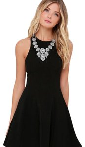 Flare Cocktail Dress Dress