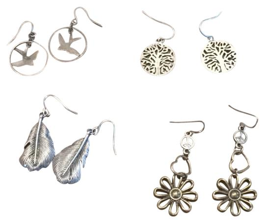 Preload https://item2.tradesy.com/images/silver-and-gold-earrings-2078226-0-0.jpg?width=440&height=440