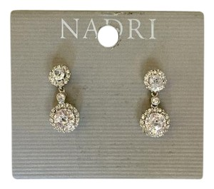 Nadri Nadri Framed Drop Earrings