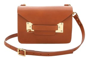 Sophie Hulme Convertible Classic Versatile Leather Cross Body Bag