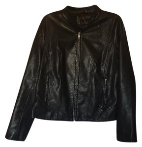 The Limited black Leather Jacket