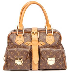 Louis Vuitton Manhatten Classic Canvas Tote in Monogram