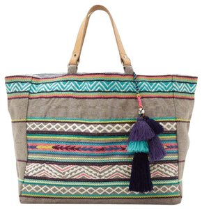Star Mela Tote in multicolored