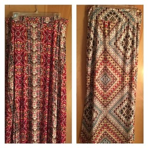 Cato Maxi Skirt multi both skirts