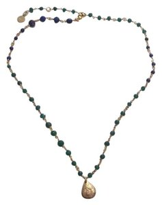Stella & Dot beaded necklace