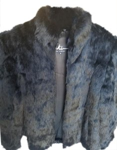 Niki Lavis Fur Coat