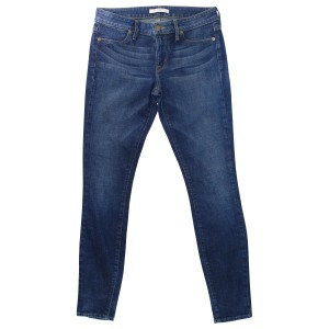 Rich & Skinny Pre-owned Cotton Skinny Jeans-Medium Wash