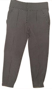 Lululemon Trouser Pants Black/White