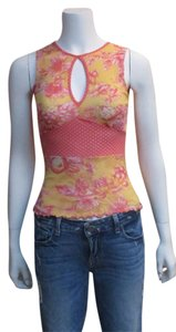 Sweet Pea by Stacy Frati Top yellow