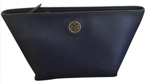 Tory Burch Cameron Triangle leather Cosmetic Case