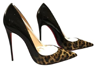 Christian Louboutin So Kate Degrade So Kate Leopard So Kate Leopard Degrade black Brown Pumps